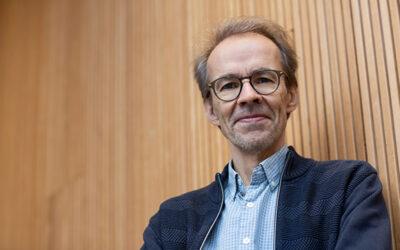 Tutkijahaastattelussa kaupunkiekologi Heikki Setälä